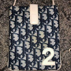 christian dior no. 2 trotter crosbody bag